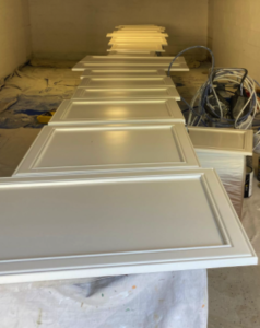 carmel cabinet painting